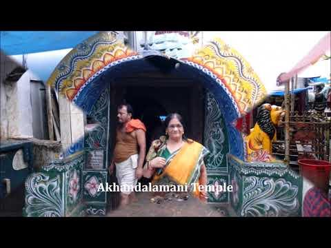 Saptam Matruka Temple, Jagannath Temple & Akhandalamani Temple