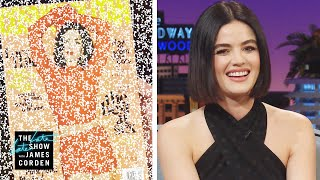 "Is Lucy Hale ""The Best At Sex""?"
