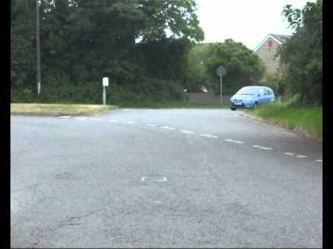 Wiggle Dragon Ride passes through Llantwit Major