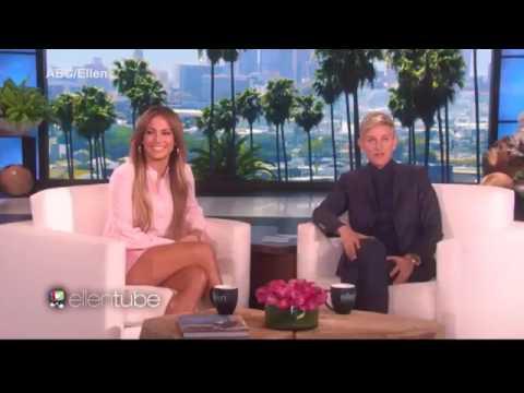 Jennifer Lopez escolhendo Harry no jogo...