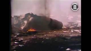 Video News 8 report on investigation following PSA Flight 182 crash in North Park, San Diego in 1978 download MP3, 3GP, MP4, WEBM, AVI, FLV September 2018