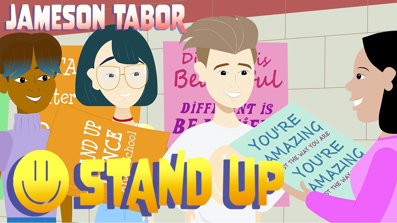 Jameson Tabor - Stand Up (Official Music Video)