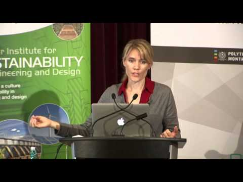 Rapid Innovation and Growth in Renewable Energy -Jessica Trancik, MIT