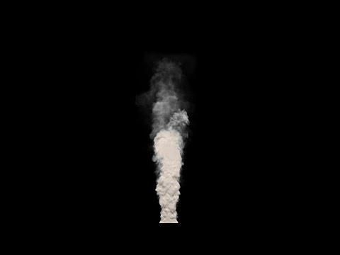 Футаж дыма (footage of smoke)
