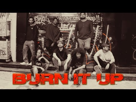 JANET JACKSON [FT. MISSY ELLIOT] : BURN IT UP - INDIA