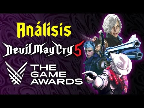 Devil May Cry 5 - The Game Awards 2018 Trailer - Análisis thumbnail