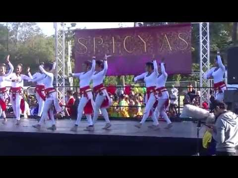 ICC Worldcup 2015 opening ceremony -Sri Lankan Dancers -Prasasthi and Dance