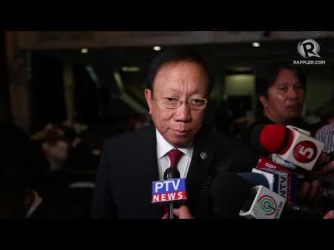 "Calida on denied martial law incident: ""It"