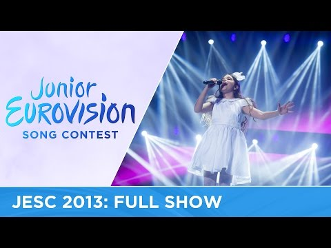 Junior Eurovision Song Contest 2013: Full Show