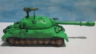 'СТРАДАЕМ' НА ИС-7 | War Thunder