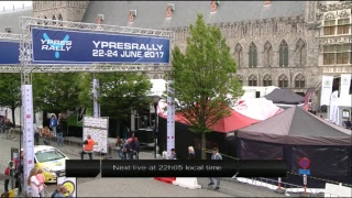 Ypres Rally - Day 2 - Service G