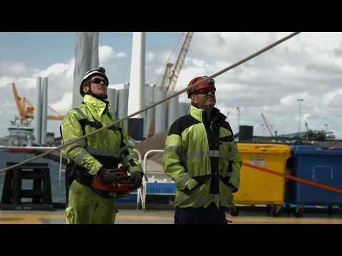 Decommissioning Vindeby Offshore Wind Farm the world's first offshore wind farm