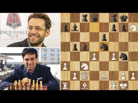 Anand's Immortal - A game for the ages! (According to Magnus Carlsen)