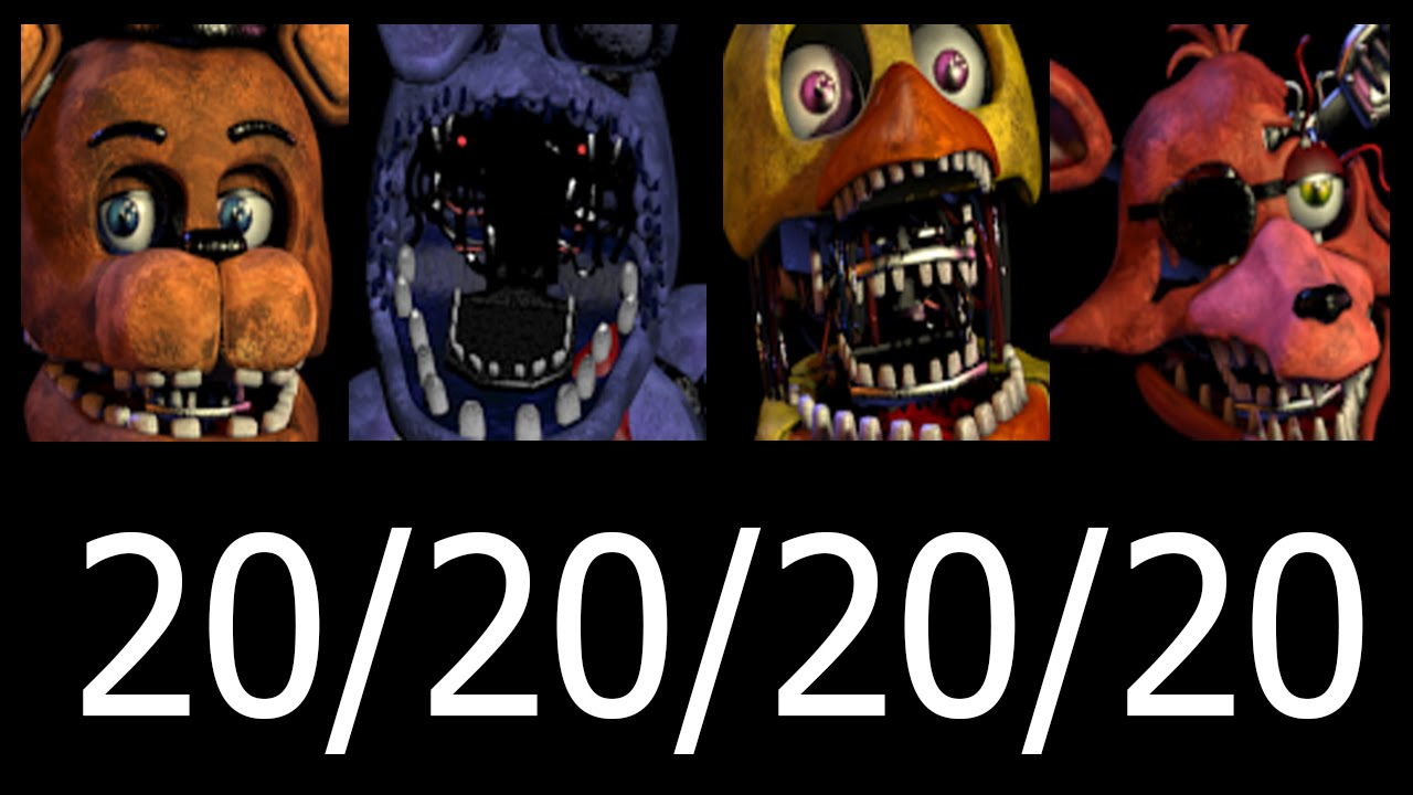 Five Nights at Freddy's 20   200/200/200/200