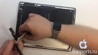 видео iPad 4: замена аккумулятора своими руками