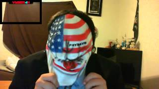 Unboxing Collectors Edition of Payday 2 PS3  - Twitch Stream Highlight