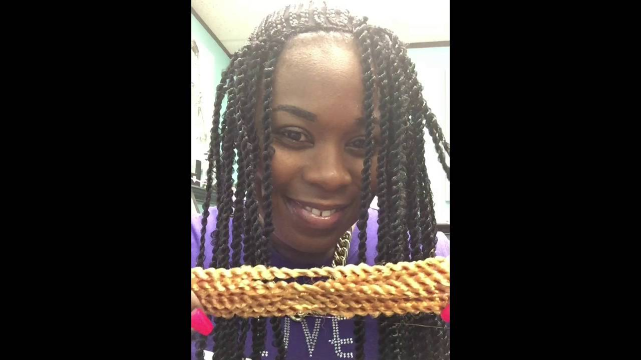 Crochet Braids Cap : Crochet Braids Using A Cornrow Stocking Cap - YouTube