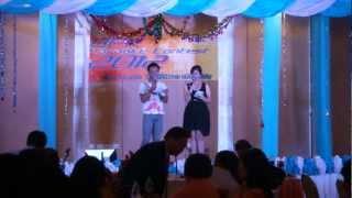 สมศักดิ์ คาราโอเกะ live in BPK 2012