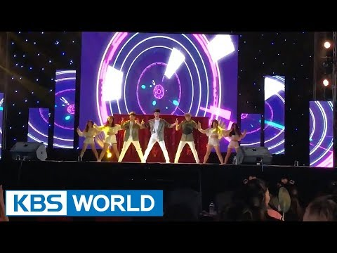 Preliminary Winners of 2017 K-POP World Festival :Oops! Crew (Vietnam)