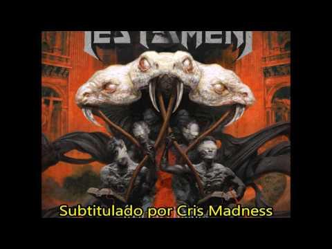 Testament - Seven Seals (Subtitulado en Español/Inglés)[HQ]