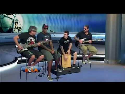 Sepultura - Sepulnation (Acoustic Live TV Brazil)