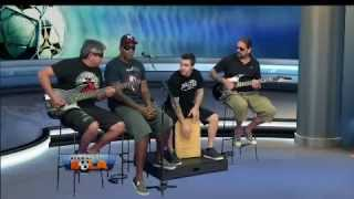 Sepultura - Sepulnation (Acoustic Live TV Brazil)