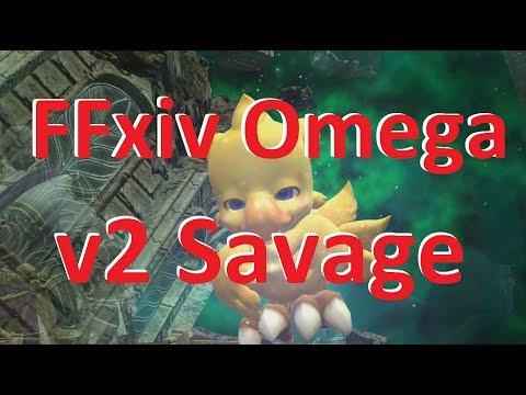 FFxiv Omega v2s Guide