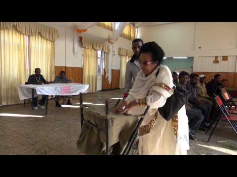 Millions Flock to Ethiopia Polls