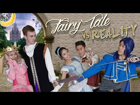 fairytale vs reality The damned diaries (under both re-editing and updating) fairytale endings, expectations versus reality.
