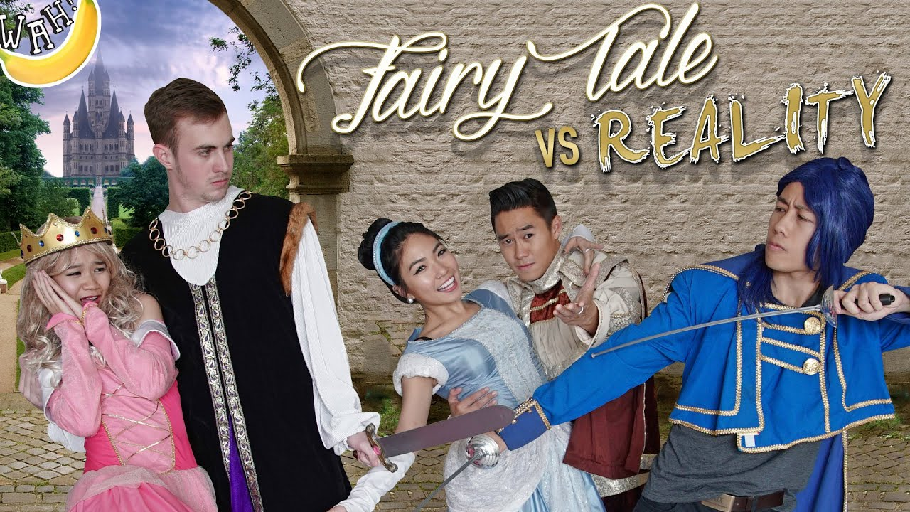 fairytale vs reality Lewis saw a potent metaphorical force in the fairy tale: it helped children battle  the pains and frustrations of reality through its images of valor.