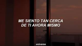 Calvin Harris; Feel So Close [Traducida al español]