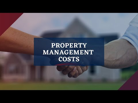 What is the Cost of Salt Lake City Property Management?