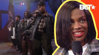 Xscape Perform Just Kickin' It On Soul Train & Talk How They Got Discovered |Where'd You Find This