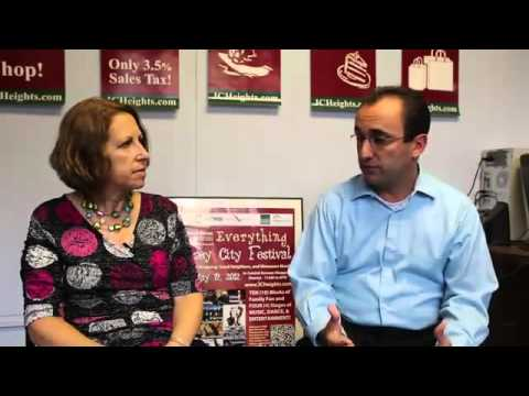 JC Heights Restaurants, Culture and Small Business with David Diaz of the Central Avenue SID