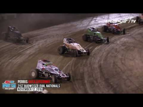"""Highlights: Final Night - 2016 """"Oval Nationals"""" at Perris"""