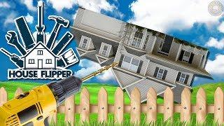First look | Demolition Renovation For Cash | House Flipper | EP1