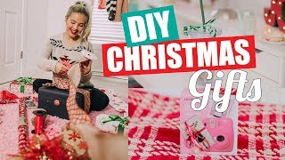 DIY Christmas Gifts for Friends and Family