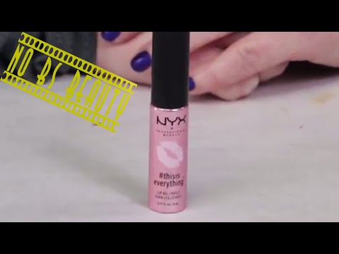 #THISISEVERYTHING Lip Oil by NYX Professional Makeup #17