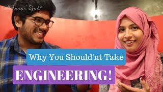 Struggles of Engineering Vlog || Mahreen Syed
