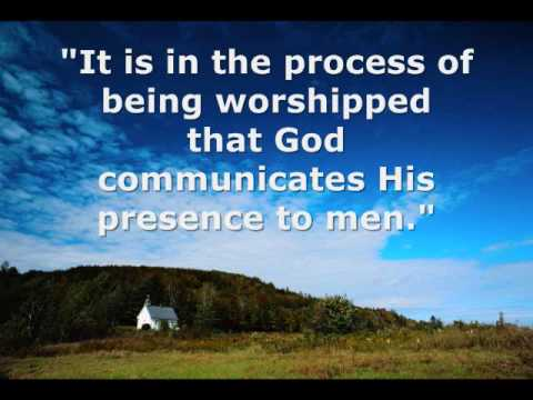 Worship Quotes Gorgeous Praise And Worship Quotescom V3  Youtube
