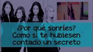The Pierces - Secret (Subtitulada al Español) Pretty Little Liars Theme Song