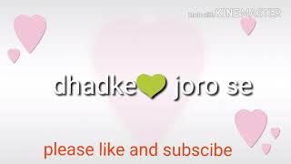 Jitne dafa best sad song whatsapp status