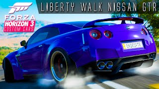 1017hp rwd liberty walk nissan gtr drift build forza horizon 3 custom cars 7 antidiary. Black Bedroom Furniture Sets. Home Design Ideas