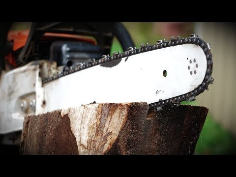Watch This Before Buying A Chainsaw - Firewood Saw