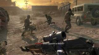"""Call of Duty: Black Ops 1"", full walkthrough on Veteran, Mission 4 - Executive Order"