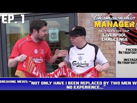 Unveiling and Pre-Season In Turmoil! | CM 01/02 Liverpool Challenge | s01e01