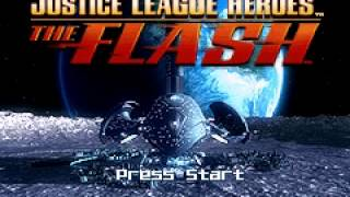 Justice League Heroes: Flash: Main Theme