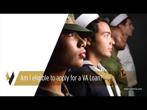 Am I Eligible to Apply for a VA Loan? | Veterans First Mortgage