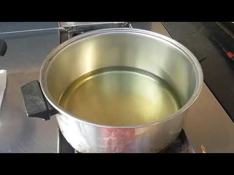 Cleaning Oil  (Cooking Oil) The Best Way