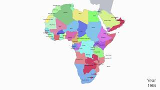 History of Africa Every Year (3000BC - 2019)